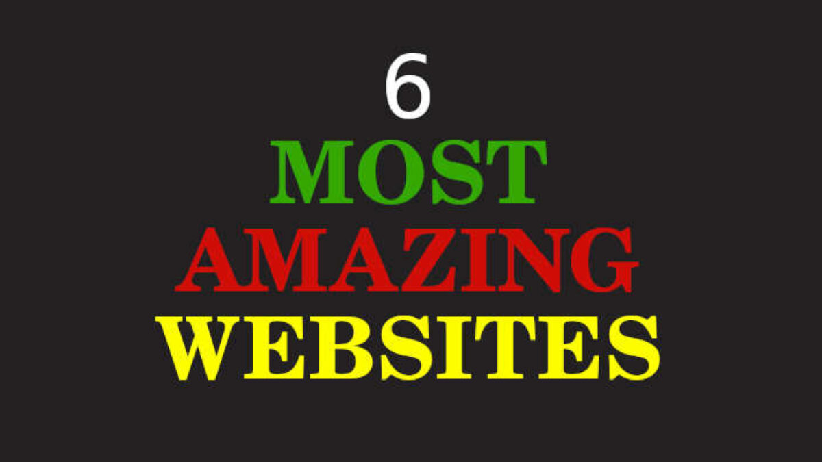 6 Most Cool and Amazing Websites in Hindi