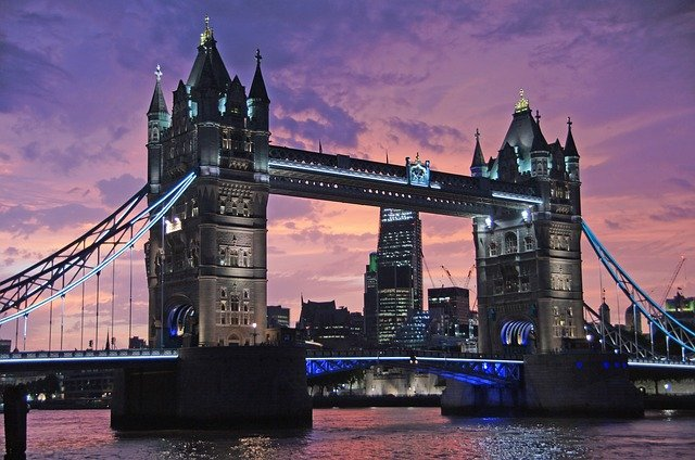 London at the top in the best cities in the world